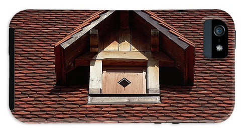 Image of Roof In #france - Phone Case - Iphone 5S Tough Case - Phone Case