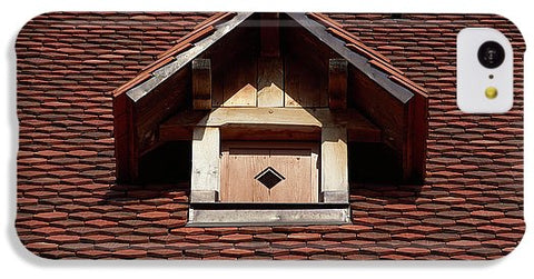 Image of Roof In #france - Phone Case - Iphone 5C Case - Phone Case