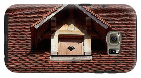Image of Roof In #france - Phone Case - Galaxy S6 Tough Case - Phone Case