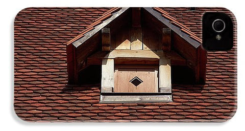 Image of Roof In #france - Phone Case - Iphone 4 Case - Phone Case