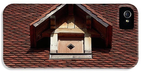 Image of Roof In #france - Phone Case - Iphone 5 Case - Phone Case