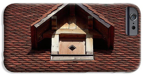 Image of Roof In #france - Phone Case - Iphone 6 Case - Phone Case
