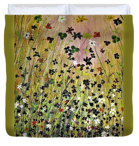 Image of Spring Is In The Air - Duvet Cover