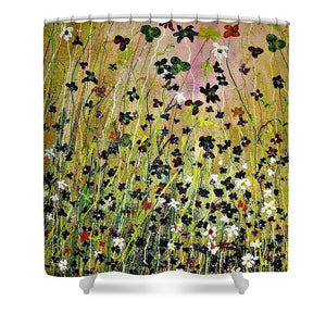 Spring Is In The Air - Shower Curtain