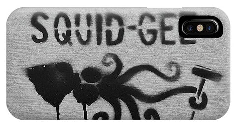 Image of Squidg-Gee Funny - Phone Case - Iphone Xs Case - Phone Case