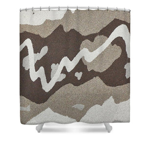Strange Roof In #calgary - Shower Curtain - 71 X 74 Standard - Shower Curtain