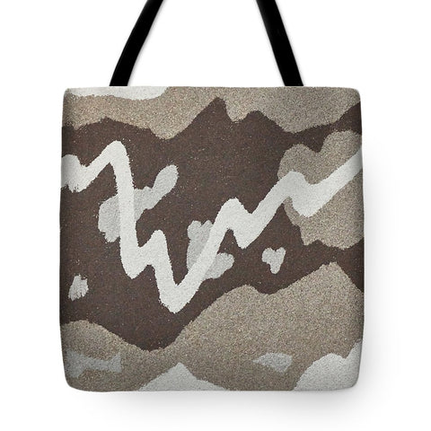 Image of Strange Roof In #calgary - Tote Bag - 18 X 18 - Tote Bag
