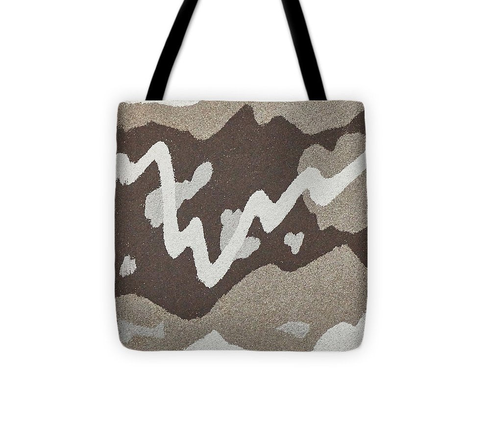 Strange Roof In #calgary - Tote Bag - 13 X 13 - Tote Bag