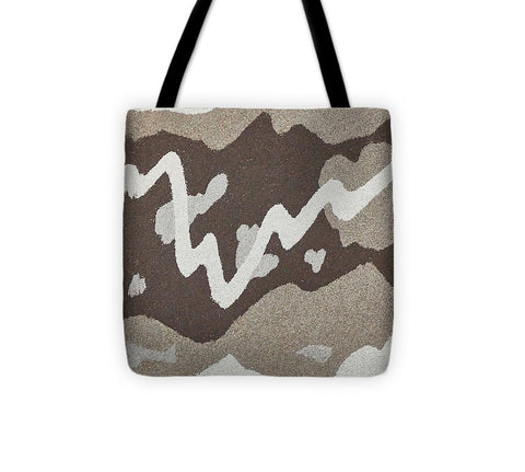 Image of Strange Roof In #calgary - Tote Bag - 13 X 13 - Tote Bag