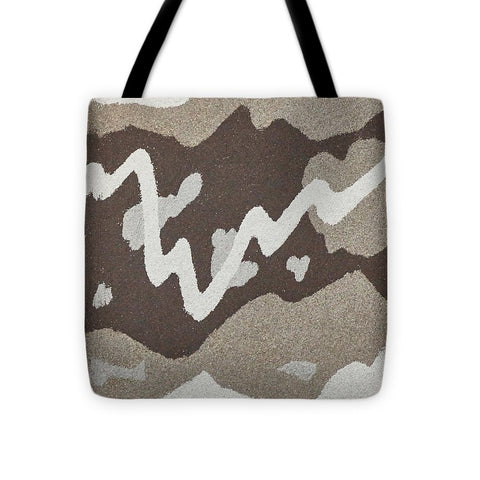 Image of Strange Roof In #calgary - Tote Bag - 16 X 16 - Tote Bag