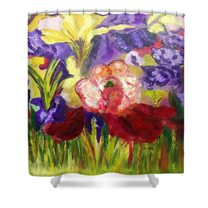 Summer Feeling - Shower Curtain