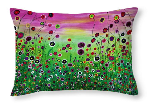 Image of Summerfeeling - Throw Pillow