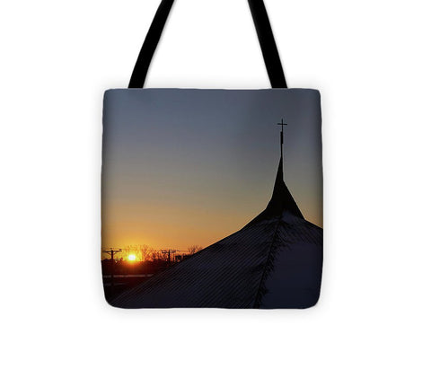 Sunshine In #montreal - Tote Bag