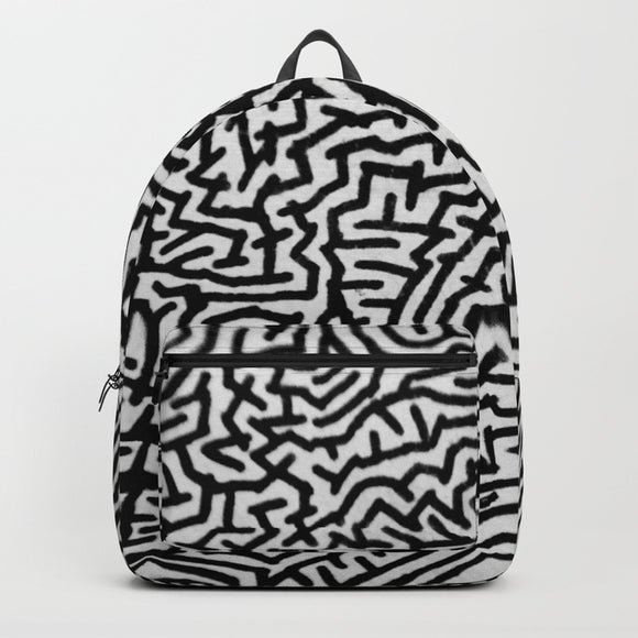 Backpack - The maze
