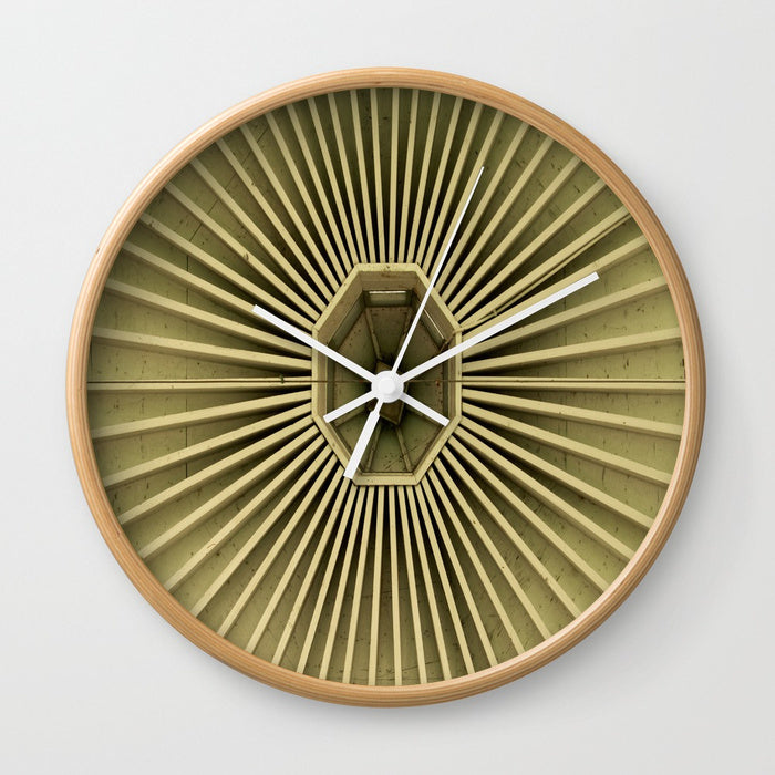 Wall Clock - The Roof - Wall Clock