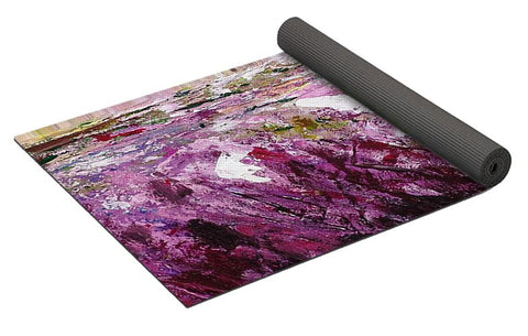Image of The Smell Of Lavender - Yoga Mat