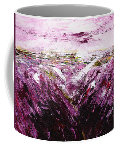 Image of The Smell Of Lavender - Mug
