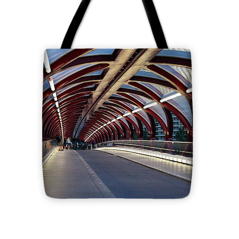 The Tunnel - Tote Bag