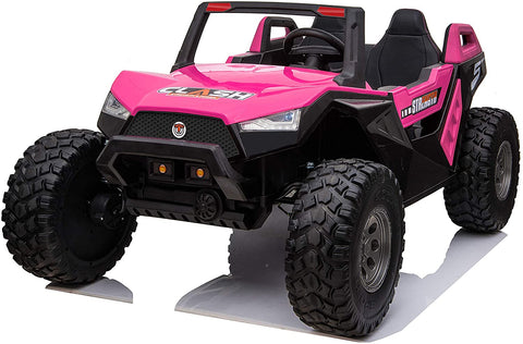 PRE SALE - OFF road 2 seaters - Ride on cars for kids - Available in june 2020