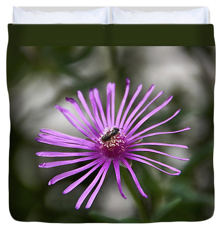 Image of Very Nice Flower - Duvet Cover - King - Duvet Cover