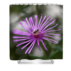 Very Nice Flower - Shower Curtain