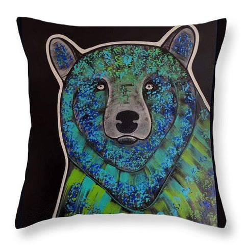Winnie - Throw Pillow