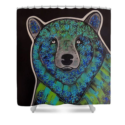 Winnie - Shower Curtain
