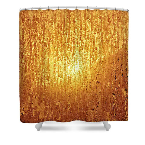 Winter Sunrise In Montreal - Shower Curtain - 71 X 74 Standard - Shower Curtain