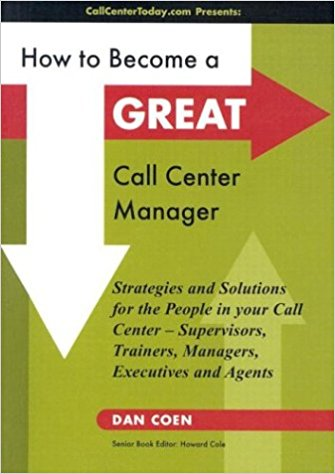 How To Become A GREAT Call Center Manager e-book