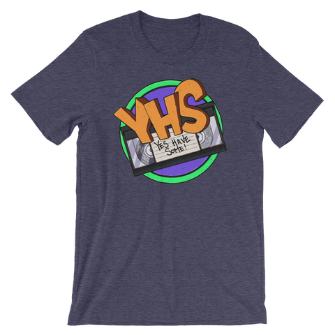 YHS Back to the 90's Logo Shirt
