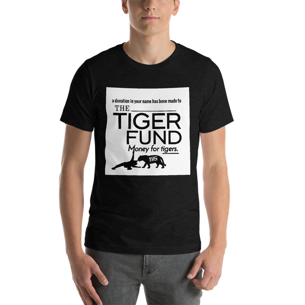 Tiger Fund - Money For Tigers
