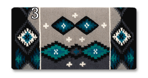 Mayatex Square-Cut Show Saddle Blanket- 38x34