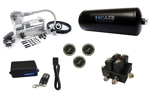 HKI Air Entry Level Kit