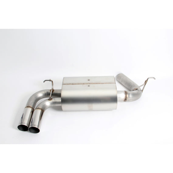 Dinan Free Flow Stainless Steel Exhaust -BMW 228i 2016-2014 228i xDrive 2016-2015