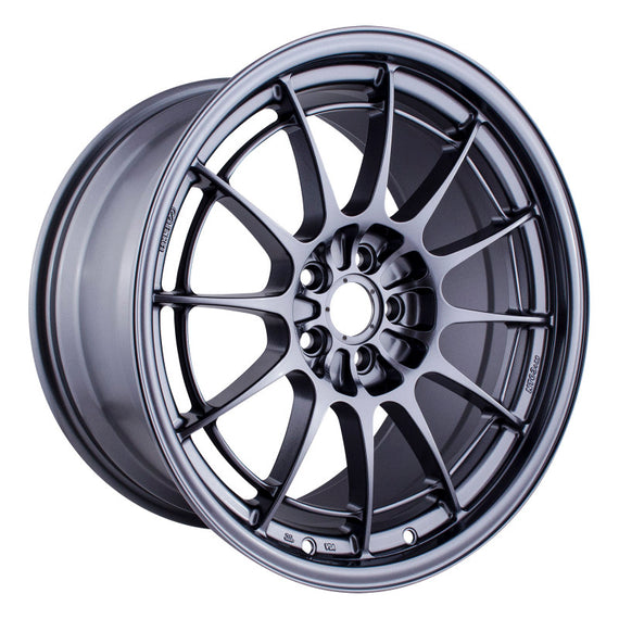 Enkei NT03+M 18x9.5 5x100 40mm Offset Gunmetal Wheel