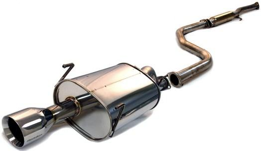 Tanabe Medallion Touring Catback Exhaust 94-01 Integra RS/LS/GS
