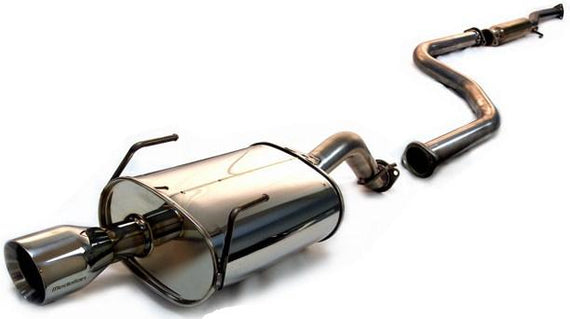 Tanabe Medallion Touring Catback Exhaust 92-95 Civic Coupe/Sedan