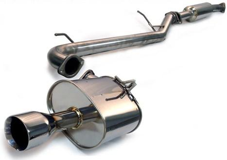 Tanabe Medallion Touring Catback Exhaust 02-05 RSX Type S