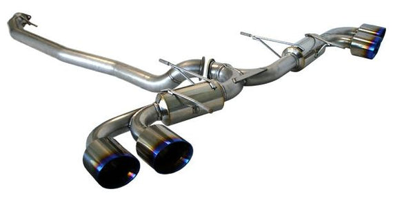 Tanabe Medallion Touring Catback Exhaust 09-09 GT-R