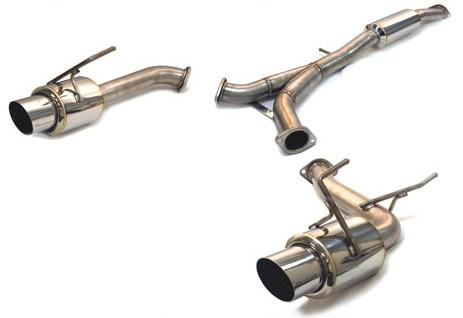 Tanabe Medallion Concept G Catback Exhaust 03-06 350Z