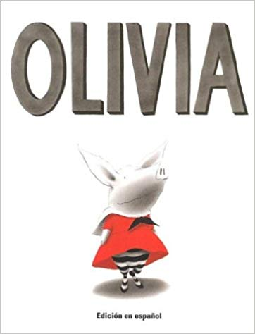 Olivia (Spanish) by Ian Falconer (Junio 1, 2001)