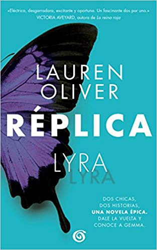 Réplica / Replica by Lauren Olivier (Julio 12, 2017)