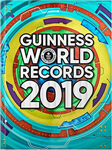 Guinness World Records 2019 (Spanish Edition) Imitation Leather – (Diciembre 18, 2018)