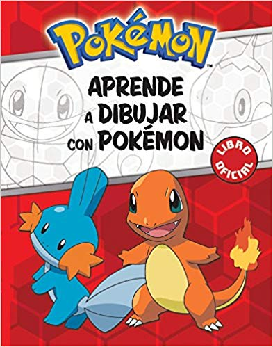 Aprende a dibujar con Pokemon / Pókemon How to Draw (Pokémon) (Abril 25, 2017) - libros en español - librosinespanol.com