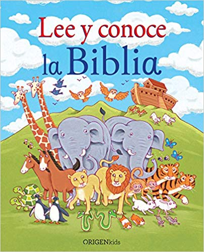 Lee y conoce la Biblia / The Lion Easy-read Bible (Spanish Edition) by Christina Goodings, Jamie Smith (Julio 31, 2018)