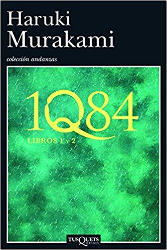 1Q84 Books 1 and 2 (Maxi) (Spanish Edition) by Haruki Murakami (Marzo 11, 2014) - libros en español - librosinespanol.com