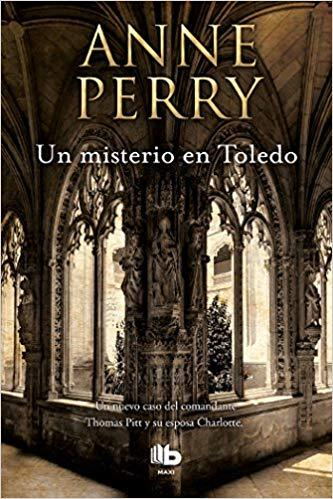 Un misterio en Toledo / The Angel Court Affair (Inspiracional) by Anne Perry (Junio 26, 2018)