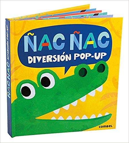 Ñac ñac: Diversión Pop-Up by Jonathan Litton (Mayo 1, 2016) - libros en español - librosinespanol.com