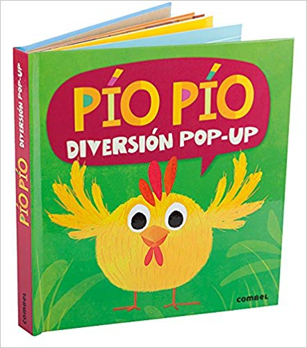 Pío pío: Diversión Pop-Up by Jonathan Litton (Mayo 1, 2016)