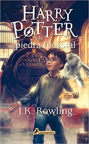 Harry Potter y la piedra filosofal (Harry 1) by J. K. Rowling (Julio 1, 2015)